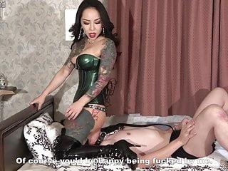 Mature femdom bondage Japanese dominatrix youko hard facesitting
