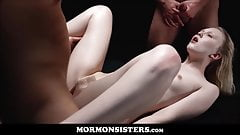Mormon Teen Sister Fucked By President & Brother Steele