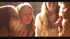 TATIANA AND HER SORORITY GIRLS