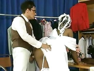 Huge titted ss fraulein lesbians - Short hair ebony swarovski fraulein bride