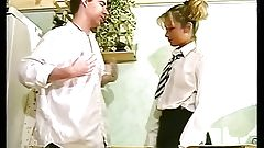 Claire Gets fucked In school Uniform