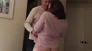 Wife fucking around with guy from bar