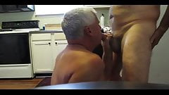 Older men Blowjobs