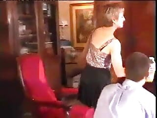 Nude mum and son Fa horny sexy mum gives a hot fuck to son and his friend