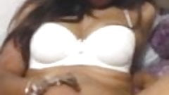 MILF Masturbating with DILDO on Webcam DESI