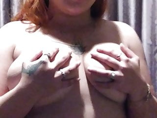 Insanely pierced pussy and tits - Latina slut plays with her pussy and tits. does what i say