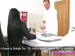 View dirty sexy fucking - Femaleagent vs fake hospital dirty doctor fucks sexy agent