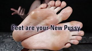 Feet are your New Pussy - HD TRAILER