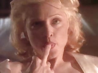Madonnas hairy arms - Madonna - body of evidence