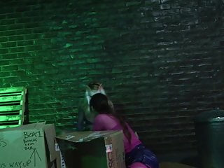 Asian cat doll Masked pussy cat hot dolls fuck the police hard and rough