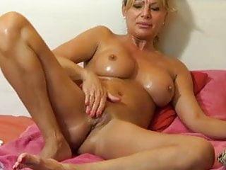 Blonde milf webcams Blonde milf babe webcam show