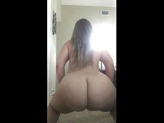ebony bbw twerking nude