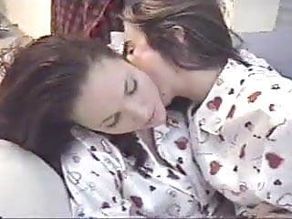 Teen feet pajamas Pajama girls french kissing