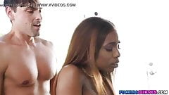 Sarah Banks Black Girl Booty Hardcore Interacial
