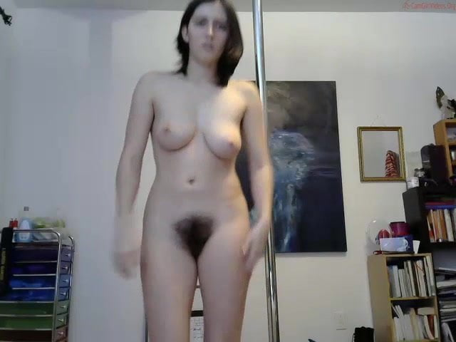 Two Girls Dancing Webcam