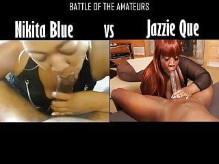 Jazzi porn pics Nikita vs jazzie