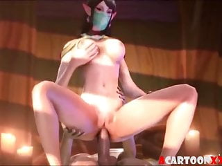 3d boob games - Hot 3d game champions fucked in pussy