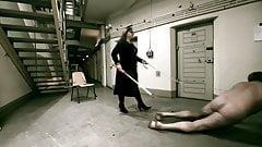 Dominatrix Mistress April - CELL 45 April Prison - Trailer