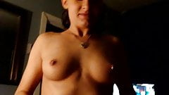 Exposed Amateur slut shows her body