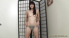 I will make you cum hard and then make you eat it CEI