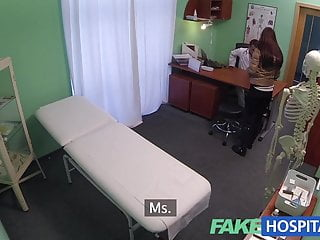 Woman doctor nude - Fakehospital young woman with killer body caught on camera g