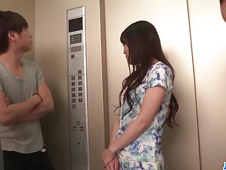 Gross perverted sex acts - Nana nakamura acts naughty and sensual in top trio