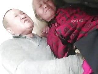 Massage young handjob movie Chinese granny