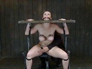 Sasha monet bondage 2 Redhead in bondage 2