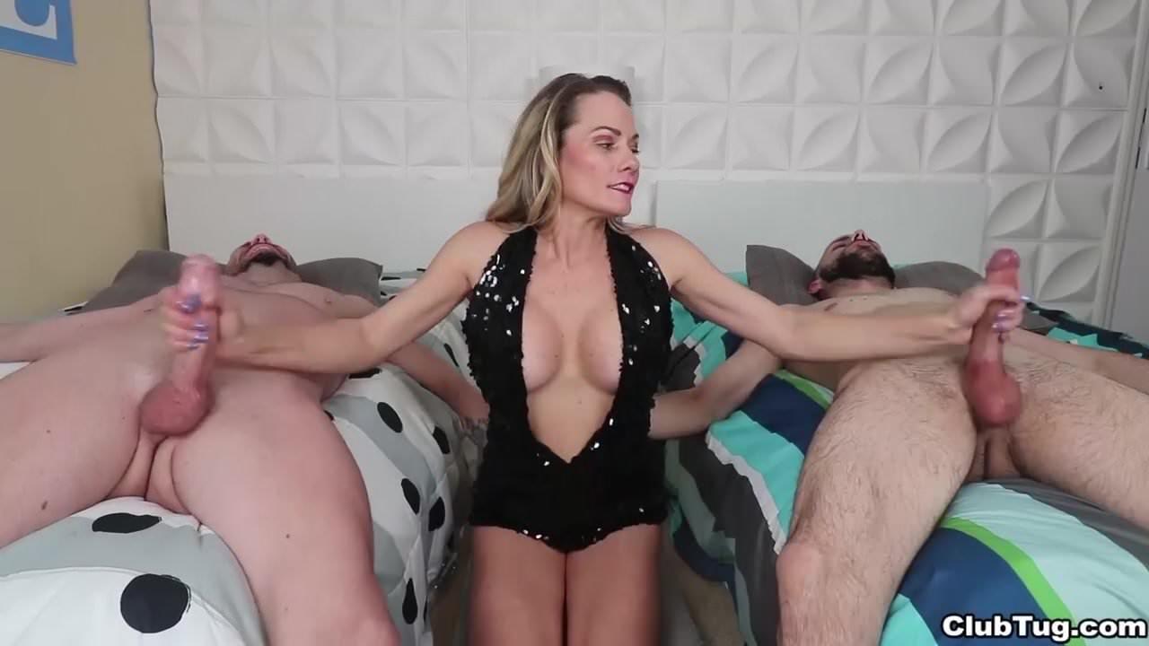 Жена сыт а муж дрочит член порно