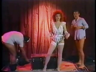 Joey silvera as sexual android tester Little oral annie, francois, ron jeremy joey silvera