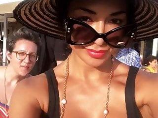Nicole scherzinger naked pics - Nicole scherzinger selfie in capri, italy