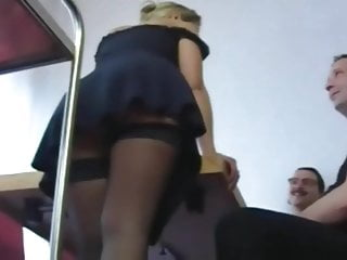 Amateur old men porn - Old men fuck young waitress