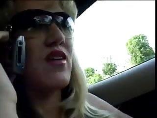 Blowjob huge tit - Huge-tit blond milf wants young hung