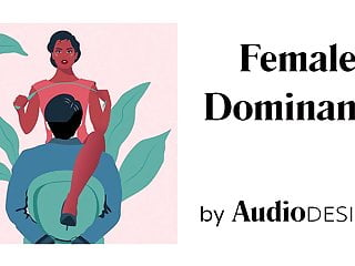 Erotic male female spanking video Female dominance audio porn for women, erotic audio, asmr