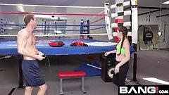 BANG Confessions: Bobbi Fucks Trainer For A Free Membership