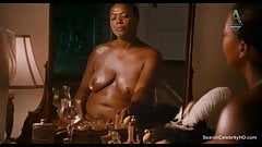 Queen Latifah and Tika Sumpter nude - Bessie