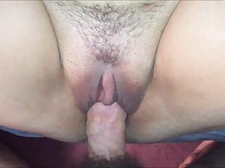 I cummed in my neighbors pussy Teasing my neighbors pussy slowly. she is super horny