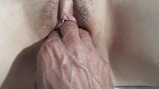 fisting wife's pussy part 2
