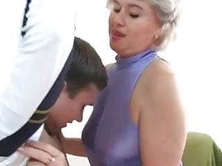 Punk chic porno - Chic beauty mature russian mom and a young guy.