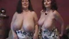 naughty goddes and friend