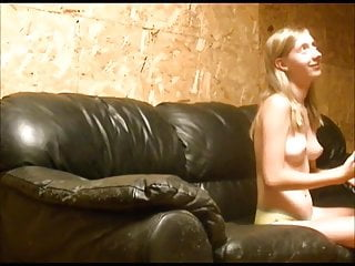 Bdsm video amateur Tyler and misty in their first bdsm video