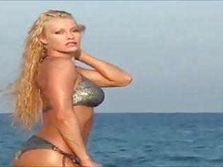 Free nude pics of rena mero Wwe sable rena mero bikini sexy photoshoot