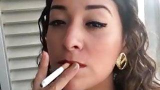 me Marcela...i am smoking for you part2