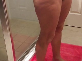 Granny mom nude big ass Nude hairy wife after shower