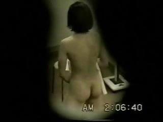 Teen caught by hidden camera My sister masturbates standing caught by hidden cam