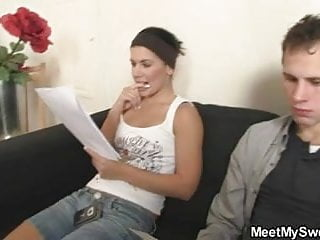 Parental rights and abortion and teen His parents seduce girlfriend