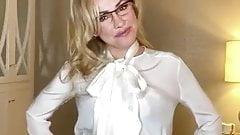 Gorgeous Blonde Mom