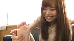 Japanese Amateur Feet Worship