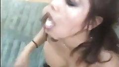 thai whore takes everyones cum