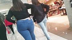 Latina-Teens mit diesem Hinternsaft